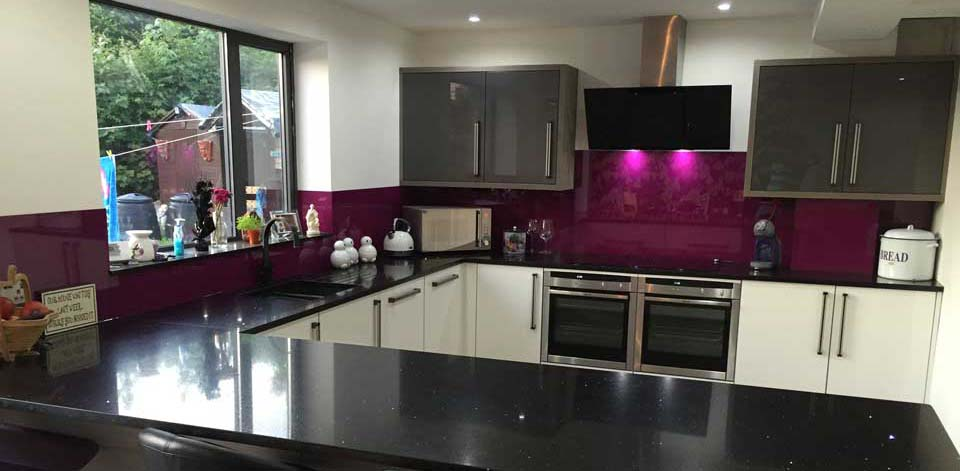 Template & Fit Splashbacks